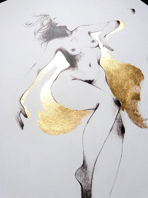 """Love profusion"" GOLD"