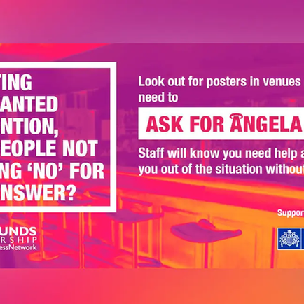 Ask for Angela scheme