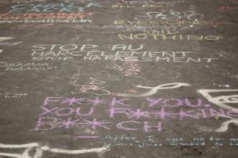 Chalk Back London 1
