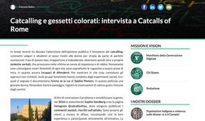 catcallsofrome press