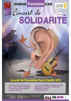 Concert de Solidarité