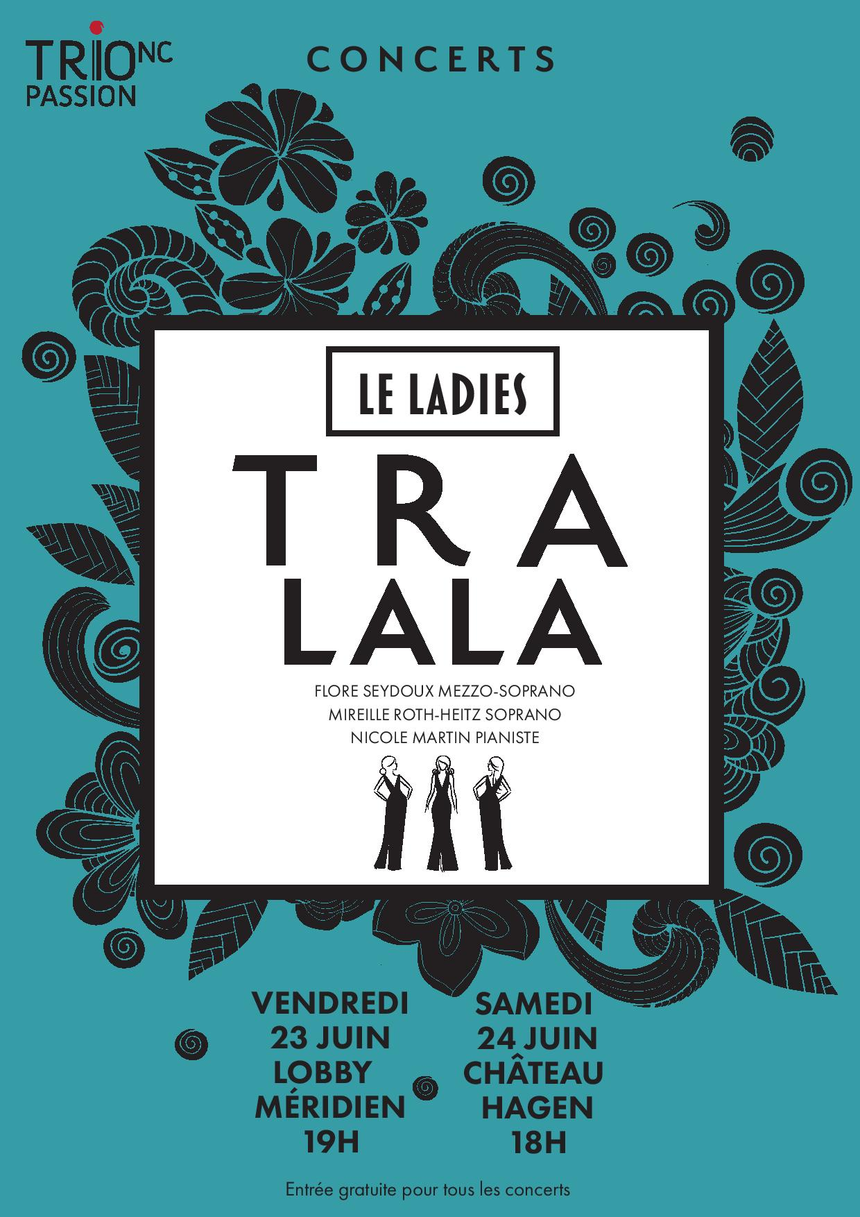 Le Ladies Tralala