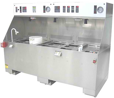 wafer process wet bench