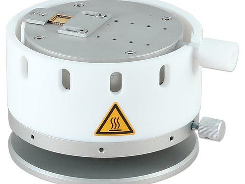 Adjustable Height Heated Work Stage Ø 90mm, 250°C