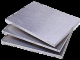 TPT Aluminum Plates, 5 pcs