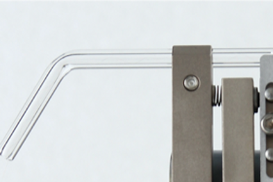 Glass Wire Guide (78 mm bent)