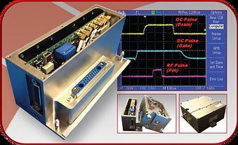 RF Microwave Test Fixture