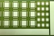 TPT PCB Sample 1 x 3 in, 3pc