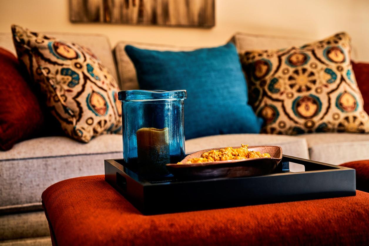 Welcoming Family Room Sofa