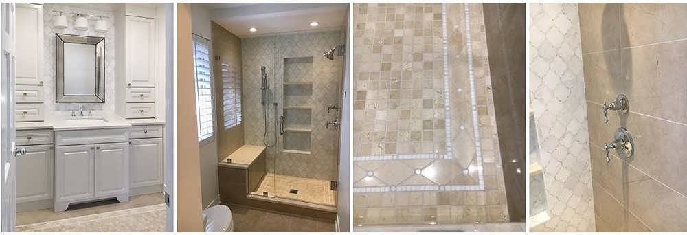 Master Bathroom Elements