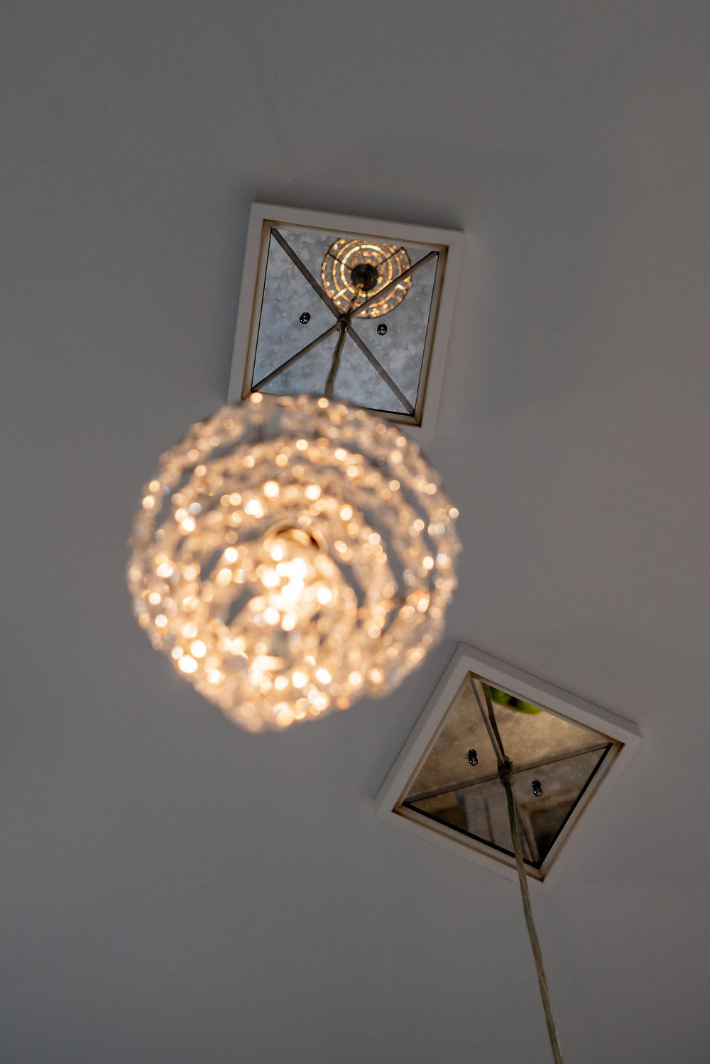 Penninsula Lighting Ceiling Detail