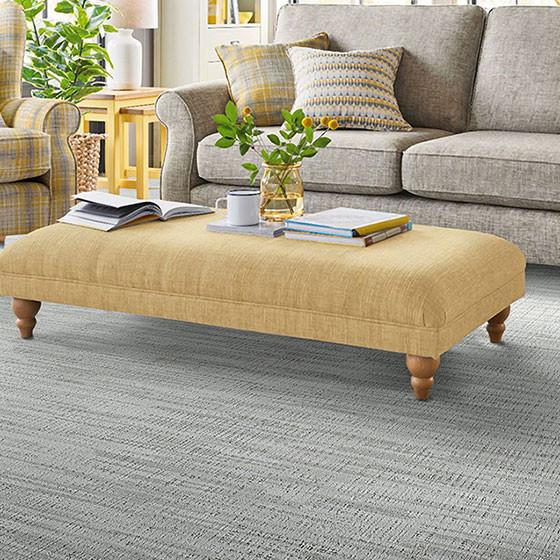 Patterned Carpeting