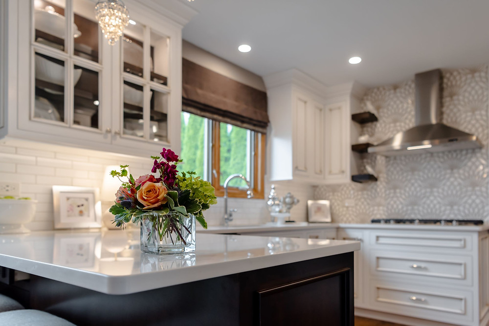 Modern and Glamorous Kitchen - After