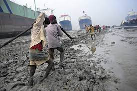 The Ship Breaking Industry in Bangladesh