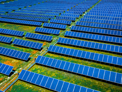 Biden administration says solar could provide nearly half of US electricity by 2050
