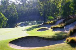 Greg Norman Golf Course Construction