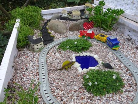 Mini Model Village