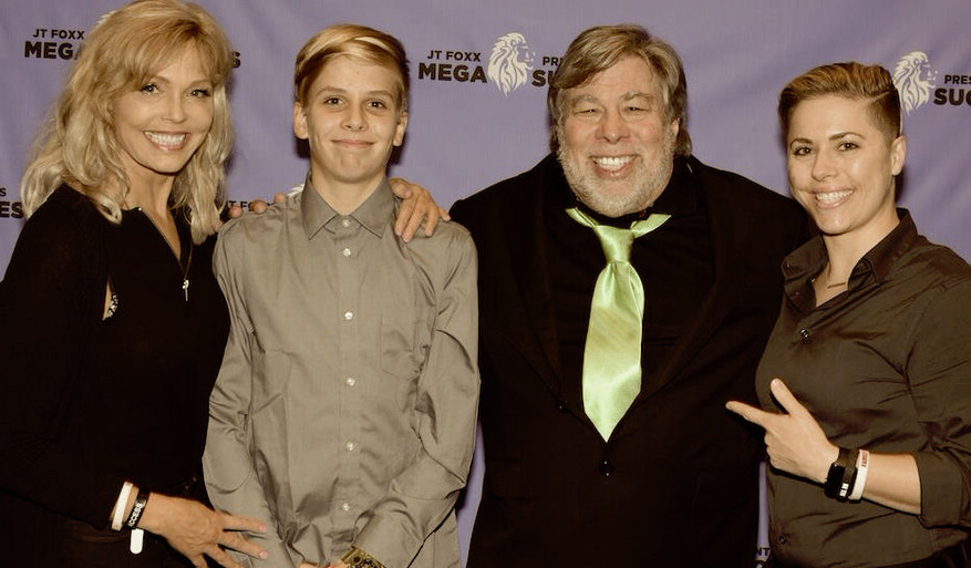 The WOZ, Apple Co Founder