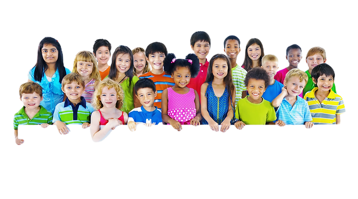 Multi-Ethnic Group of Children Holding Empty Billboard_edited_edited.png