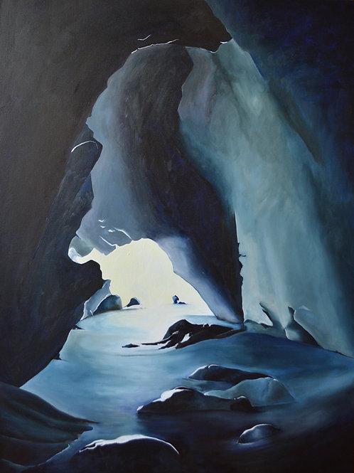 Tidal Cave at Waianapanapa