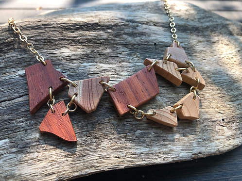 Pieces of Me Necklace #1