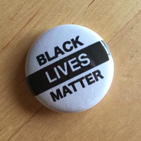 Black Lives Matter Pin or Magnet