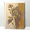 Thumbnail: Cabbage Flower Hand-Painted Card