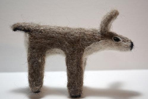 Fresh Cut Grass Pocket Deer