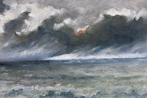 Ocean City Sunrise Series: 9.11.20