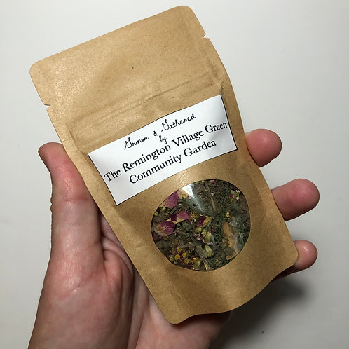 Dried Sage, Rose & Yarrow Facial Steam 1oz bag