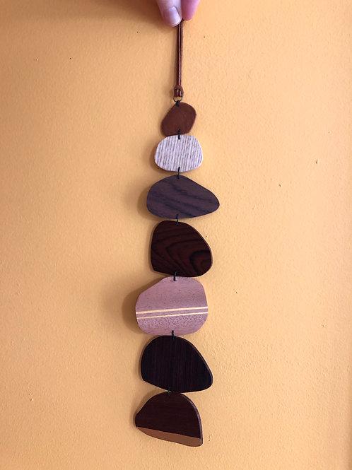 Pebbles & Horizons #2 Wall Hanging