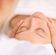 Massage du visage