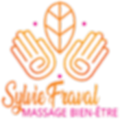 logo sylvie fraval muret massage