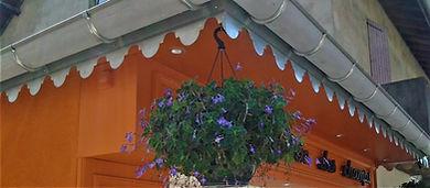 Lambrequin décoratif