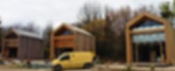 facade en zinc sur hébergement insolite