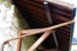 Rénovation gouttière