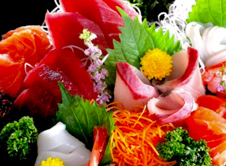 How to cut saku BLOCK into Sashimi