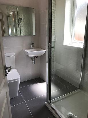 bathroom installation in sutton courtney