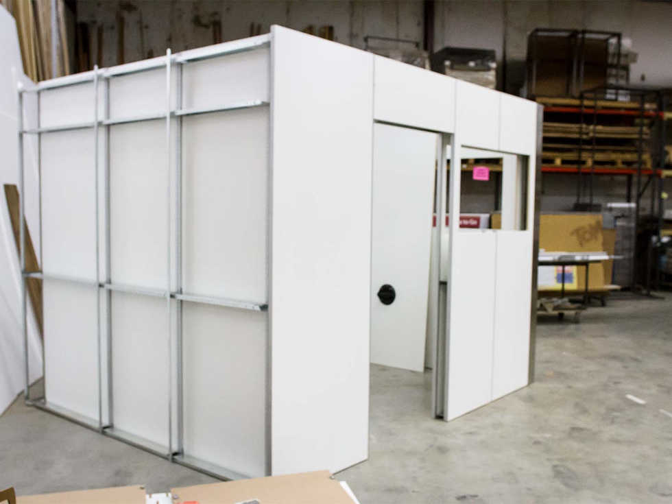 Off The Wall modular units cost 33% less than conventional construction