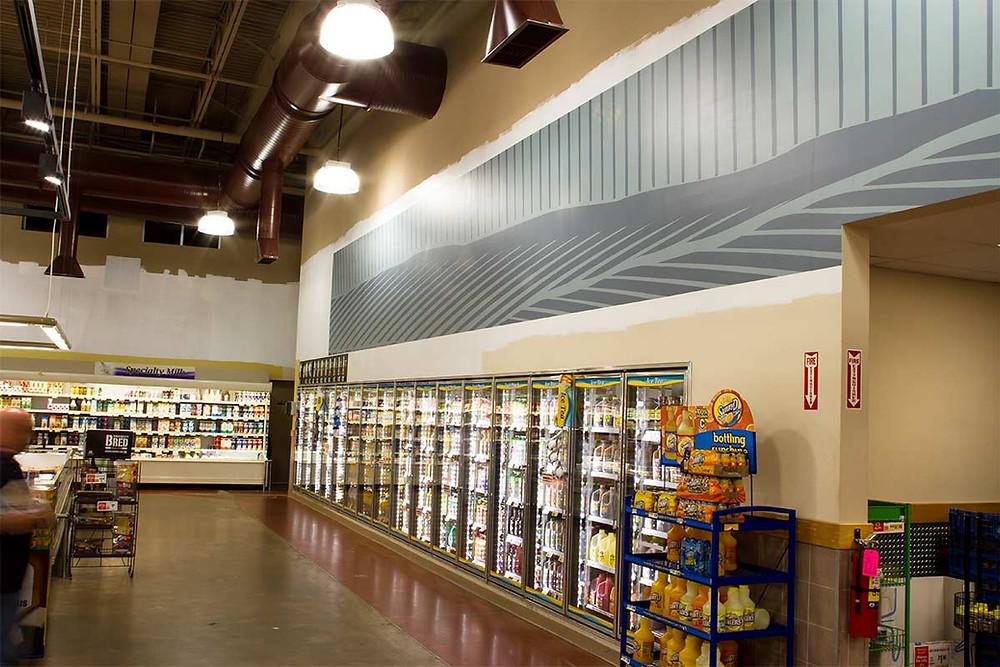 ShopRite Cinnaminson new wallpaper in Dairy Department