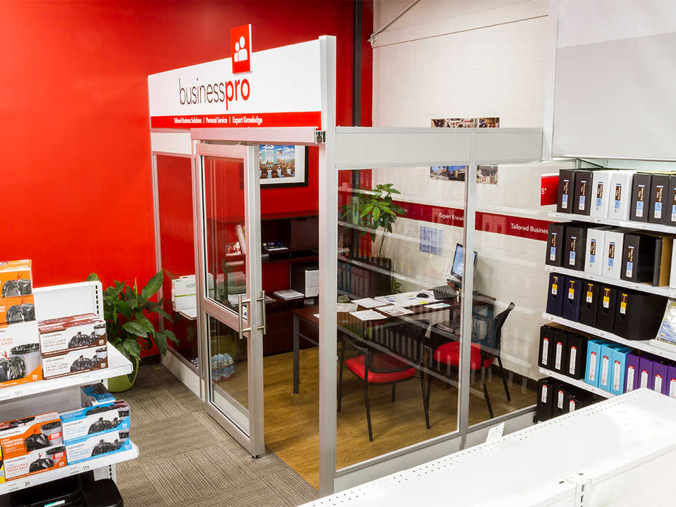 Office Depot Store Manager's Office