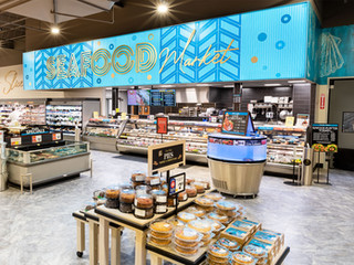 Off The Wall Completes Remodel of ShopRite in Moosic, PA