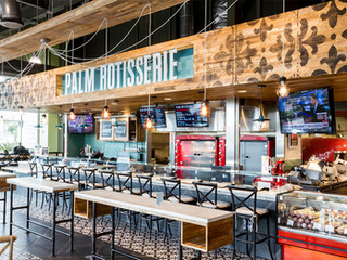 The Rise of the Supermarket Cafe