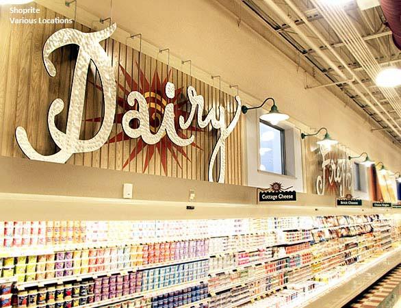 ShopRite Cinnaminson prepared food court in 2009