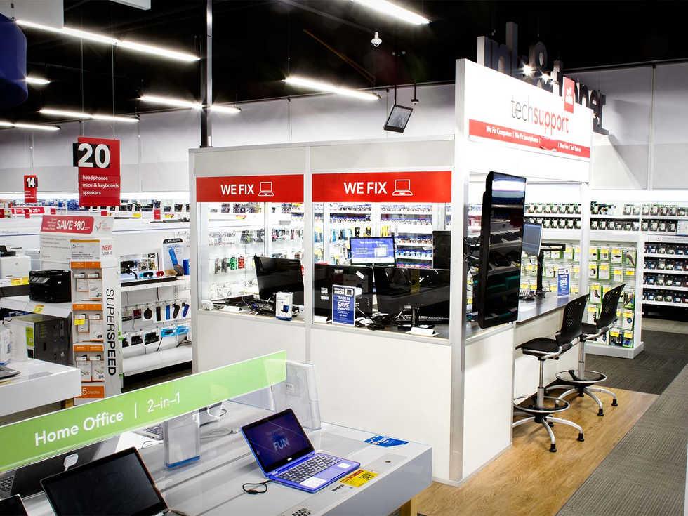 Office Depot In-Store Tech Center