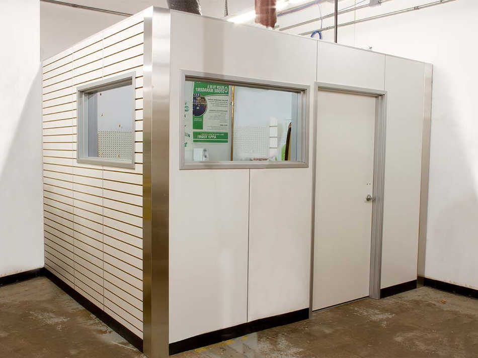 Dollar Tree Office and Storage Room