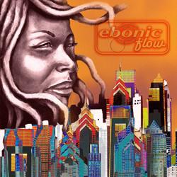 Ebonic Flow art by Lillian Cotton