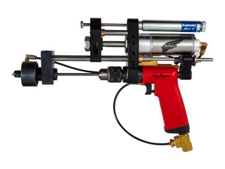 Power Feed Drill Motor
