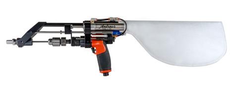 Power Feed Vacuum Drill Motor
