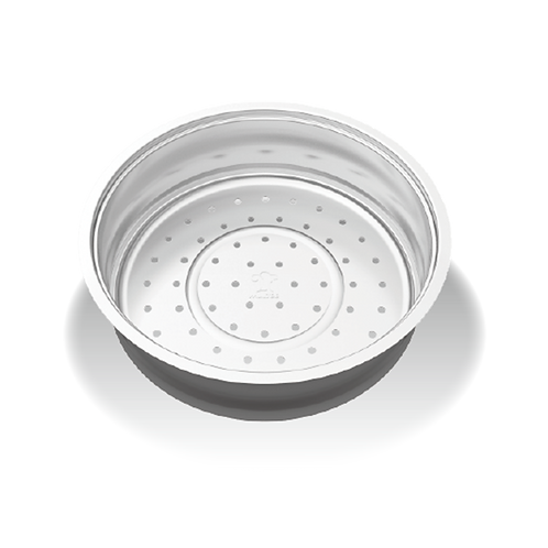 20cm不鏽鋼蒸籠-不含蓋【摩堤_鑄鐵鍋系列用品】